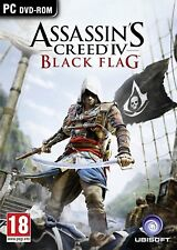 Assassin's Creed IV 4: Black Flag PC - uPlay DOWNLOAD KEY