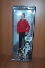 """ELVIS PRESLEY THE KING TALKING 12"""" RED/BLK COLLECTIBLE TOY DOLL FIGURE  NIB 3 +"""