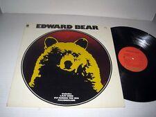 EDWARD BEAR Edward Bear CAPITOL ST-11157 Orange Label VG++