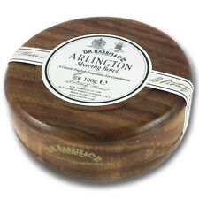 D R Harris Luxury Triple-milled Shaving Soap Bowl in Arlington (100g)