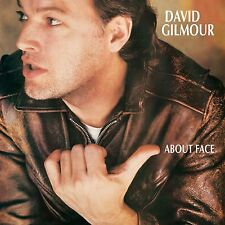 DAVID GILMOUR - ABOUT FACE: CD (2006 REMASTERED EDITION)