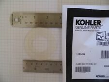 Kohler Silicone Flush Valve Seals, 66mm X 30 mm or 2 & 5/8 in X 1 & 3/16 in.