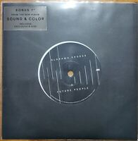 """ALABAMA SHAKES - FUTURE PEOPLE / DRIVE BY BABY - 7"""" SINLGE RARE WHITE VINYL NEW"""