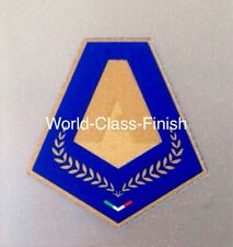 2019-20 Serie A **MVP** Official Player Issue Size Football Badge Patch