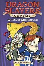 Wheel Of Misfortune (Turtleback School & Library Binding Edition) (Dragon Slayer