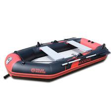 175cm professional inflatables kayak fishing boat pvc boat with slats bottom