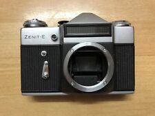 Zenit-E 35mm Film Camera Body Only - See Description