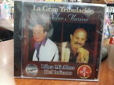 CD LA GRAN TRIBULACION /LIBRA MI ALMA DEL INFIERNO STANISLAO MARINO