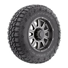 1 New Thunderer TRAC GRIP M/T MUD Tire 2857017,285/70/17,28570R17