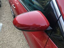 Vauxhall Adam Red Drivers Door Mirror R/H