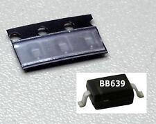 3 unidades 639 bb (bb639) redistribución de recursos-diodos/sod-323/VHF (m2823)