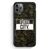 Fürth City Camouflage iPhone 11 Pro Silikon Hülle Motiv Design Deutschland Mi...