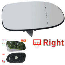 For Mercedes CLK 1996-2002 Right Driver Side Flat Electric Wing Mirror Glass