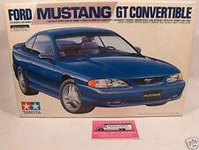 1/24 Tamiya 24141 Ford Mustang GT Convertible