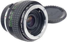 Olympus OM Teleplus 2X Macro Converter 1:1 True macro avec un Standard Objectif 50 mm