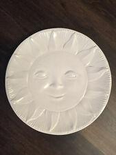 """Eddie Bauer SUN 15 1/4"""" round Serving / Display Platter made in Italy RARE HTF"""