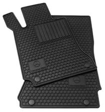 Mercedes-Benz OEM All Weather All Season Floor Mats 2005 to 2011 SLK-Class (171)