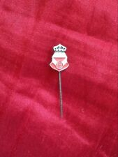 1960s RBC ROOSENDAAL FOOTBALL CLUB HOLLAND ENAMEL LAPEL PIN BADGE NETHERLANDS