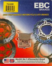 EBC Brakes R Series Long Life Sintered Brake Pads - FA325R