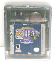 The Legend of Zelda Oracle of Ages Gameboy Color Authentic