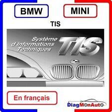 BMW TIS FR FRANÇAIS - MANUELS D'ATELIER - TECHNICAL INFORMATION SYSTEM