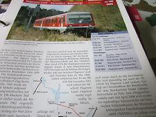 Archiv  Eisenbahnstrecken 100 Hagenow Land Zarrentin Ratzeburg Kaiserbahn