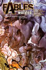 Fables from Vertigo Comics Issues 48-51. Written by Bill Willingham
