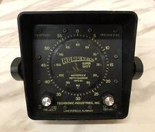 Vintage Hummingbird Super Sixty Waterproof Depth Sounder Wps 60 Untested
