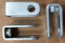 E-Type de Frein/Embrayage Push rod Fork Avec Captive Nut