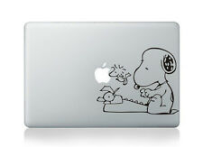 "Snoopy and Peanuts/Woodstock Sticker Viny Decal Macbook Air/Pro/Retina 13""15""17"""