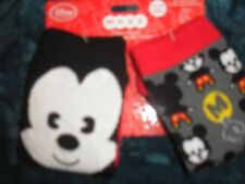 Mickey Mouse MXYZ Woman's Ankle Socks 4-10 Disney NIP