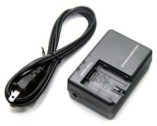 Battery Charger for Panasonic NV-GS230 NV-GS250 NV-GS258 NV-GS280 NV-GS300 New