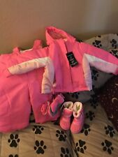 Complete Toddler Snow Suit