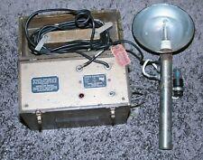 Vintage Wabash ElectroFlash Complete Unit, Type R-1140, Sylvania Co, Late 1940's