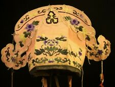 Chinese Old Hand Embroidery  Hat