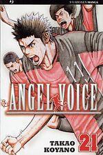 ANGEL VOICE n.21 di T.Koyano ed.J-POP NUOVO sconto 50%