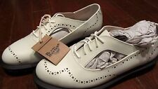New Dr. Martens Ruby Open Etched Brogue Shoe Mary Janes, UK 7 / US 9