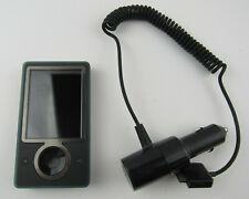 Microsoft Zune 30gb 1st Generation Model 1089 Mp3 Player Black