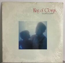 King Of Clowns By Jerry Goebel Lp Record NM Shrink