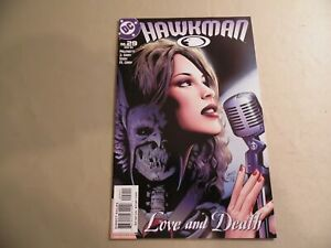 Hawkman #29 (DC 2004) Free Domestic Shipping
