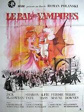 Affiche 60x80cm LE BAL DES VAMPIRES /…VAMPIRE KILLERS 1968 Polanski EC