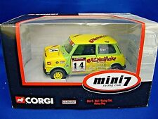 Corgi CC82257-MINI SEVEN-Mini 7 Racing Club-Mickey Bray