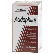 Health Aid Balanced Acidophilus - 60 vegicaps