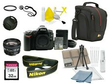 Nikon D90 12.3 MP Digital SLR Camera - Black (Kit w/ 20mm Lens and accessories)