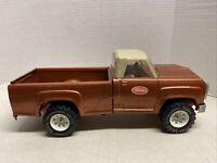 1975  Bronze Copper Tonka # 2360 Pick Up Truck