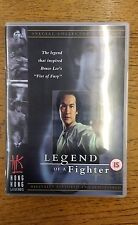Legend Of A Fighter DVD NEW  BUT NOT SEALED