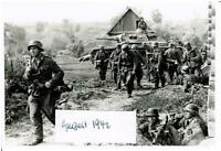 WW 2 Russland Feldzug battlefield hier: 14.08.1942 Kampf um Nikitskoje