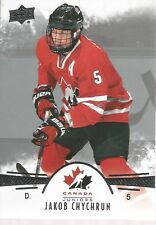 Jakob Chychrun #72 - 2016 Team Canada Juniors - Base Men