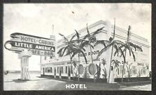 Covey'S Little America Us. Hwy 30 Granger Wyoming Gas Station Hotel Postcard