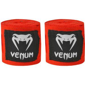 Venum Kontact 2.5m Boxing Handwraps - Red
